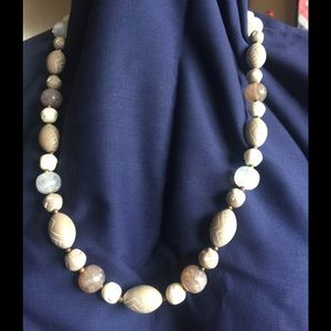 Jewelry - Clay Beaded Necklace